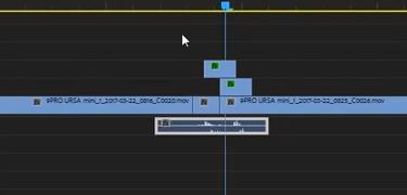 Как сделать переход в Adobe Premiere Pro