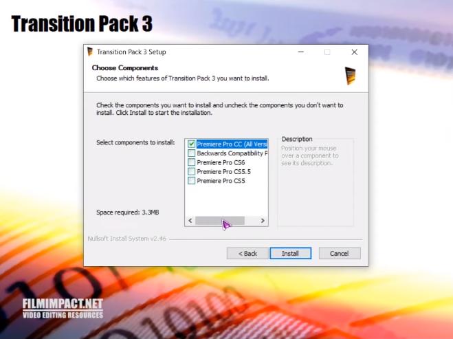 Как устанавливать плагины в Adobe Premiere Pro