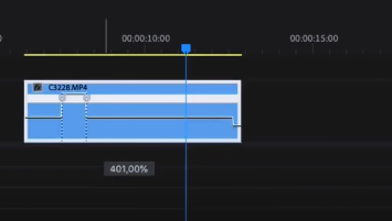 Как ускорить видео в Adobe Premiere Pro