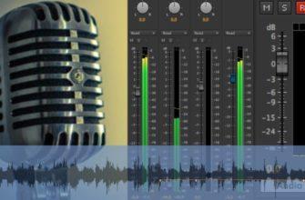 Как сделать затухание звука в After Effects