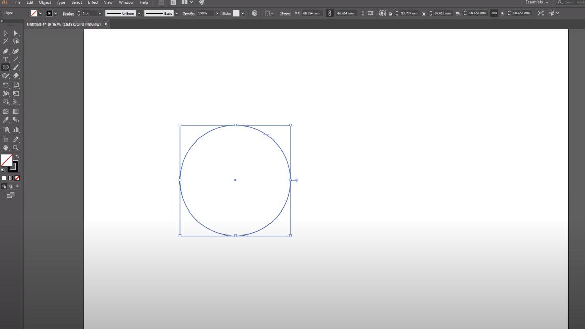 рисуем логотип в illustrator