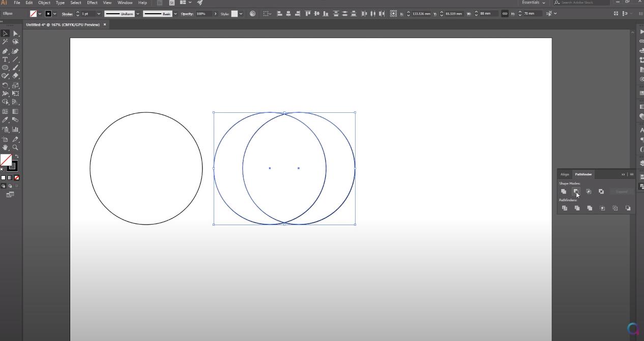 как сделать логотип в adobe illustrator