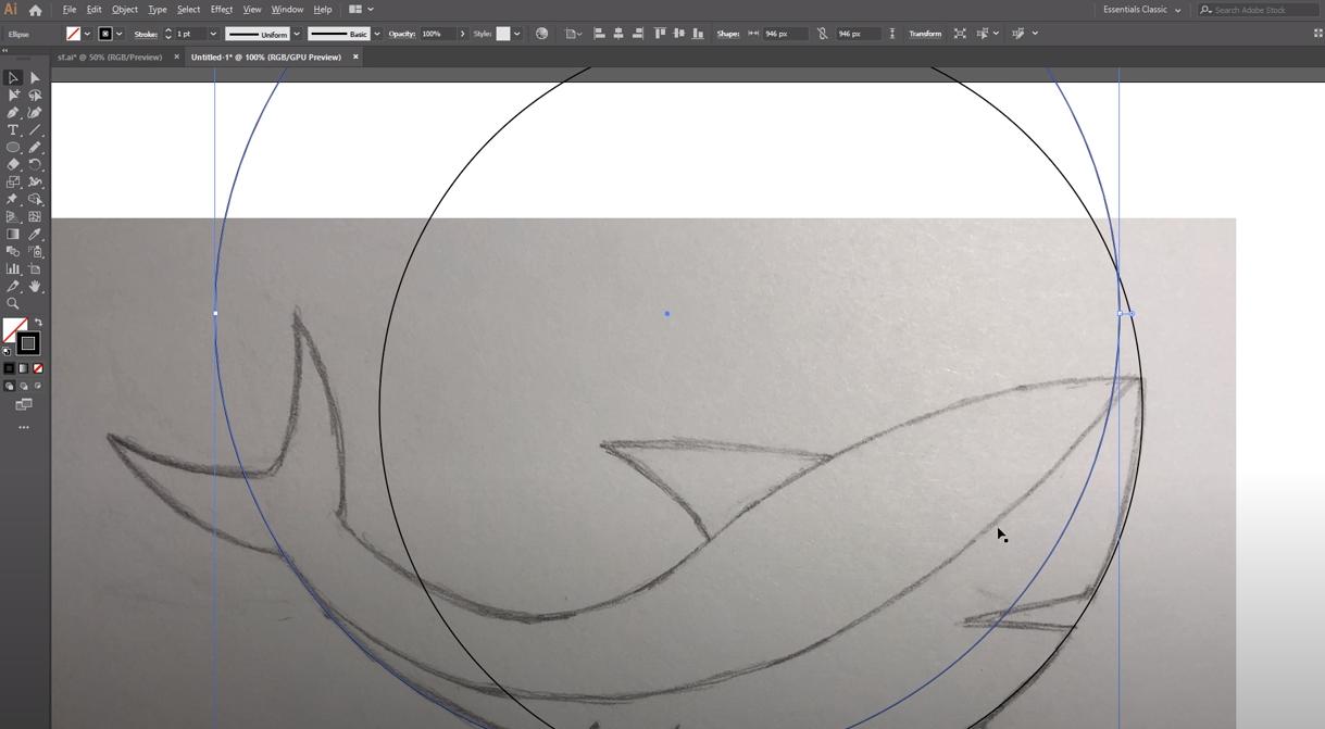 как научиться рисовать в adobe illustrator