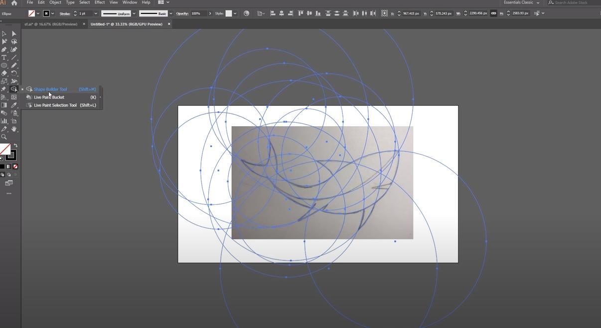 как рисовать логотипы в illustrator