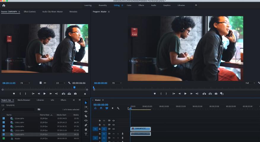 premiere pro качество видео