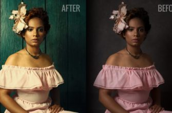 Как поменять цвет фона в Photoshop