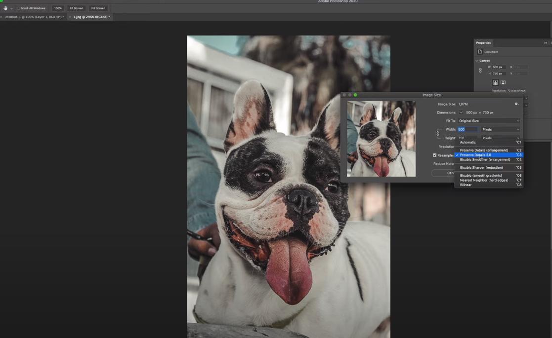 как уменьшить размер изображения без фотошопа