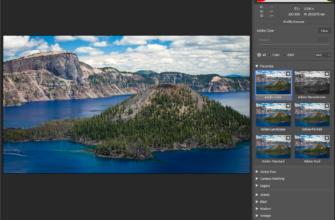 Как установить camera raw в Photoshop