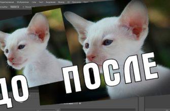 Как сделать виньетку в Photoshop