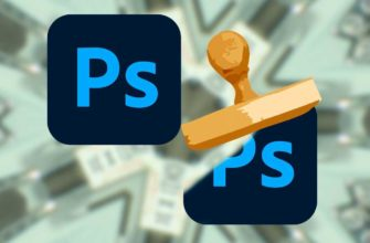 Почему не работает инструмент штамп в Photoshop